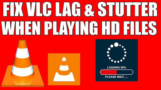 Fix VLC Buffering Problem to play live streaming without