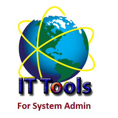 It tools for system admin
